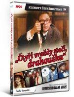 Čtyři vraždy stačí, drahoušku DVD (remasterovaná verze)