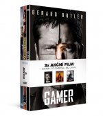 3x DVD Akční film /Gamer + Colombiana + Bez dechu