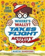 Where's Wally? Takes Flight