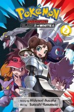 Pokemon Adventures: Black 2 & White 2, Vol. 2