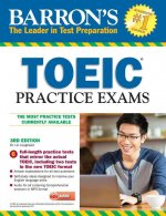 TOEIC Practice Exams with MP3 CD