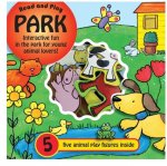 Read and Play Park: Playground Fun for Young Animal Lovers, with Five Animal Figures Inside