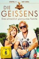 Die Geissens-Staffel 11 (3 DVD)