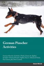 German Pinscher Activities German Pinscher Activities (Tricks, Games & Agility) Includes