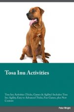 Tosa Inu Activities Tosa Inu Activities (Tricks, Games & Agility) Includes