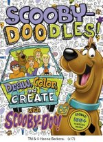 Scooby-Doodles!: Draw, Color, and Create with Scooby-Doo!