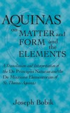 AQUINAS ON MATTER & FORM & THE