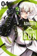 Aoharu X Machinegun, Vol. 4