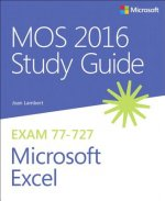 MOS 2016 SG FOR MS EXCEL