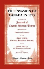 INVASION OF CANADA IN 1775
