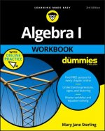 ALGEBRA I WORKBK FOR DUMMIES 3
