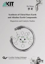 Synthesis of Chiral Rare Earth and Alkaline Earth Compounds