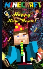 Minecraft - Happy New Year (Notebook)