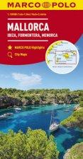 MARCO POLO Karte Mallorca, Ibiza, Formentera, Menorca 1:150 000