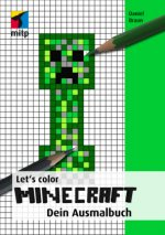 Let's color MINECRAFT