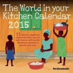 The World in Your Kitchen Calendar 2015
