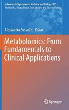 Metabolomics: From Fundamentals to Clinical Applications