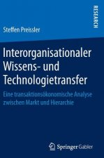 Interorganisationaler Wissens- und Technologietransfer