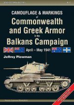 Camouflage & Markings of Commonwealth and Greek Armor in the Balkans Campaign: April - May 1941