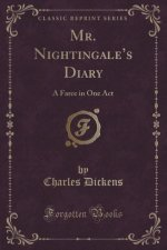 Mr. Nightingale's Diary