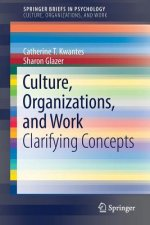 Culture, Organizations, and Work