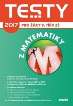 Testy z matematiky 2017 Příprava na přijímací zkoušky na víceletá gymnázia