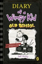 Diary of a Wimpy Kid, Old school book 10 new ed.