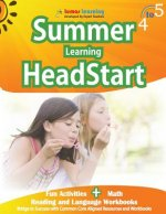 Summer Learning HeadStart, Grade 4 to 5