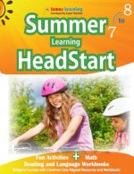 Summer Learning HeadStart, Grade 7 to 8