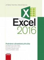 Microsoft Excel 2016 Podrobná uživatelská příručka