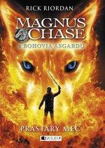 Magnus Chase a bohovia Asgardu Prastarý meč