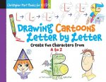 DRAWING CARTOONS LETTER BY LET