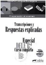 Especial Dele B2 - Lösungsschlüssel zum Übungsbuch, m. 2 Audio-CDs