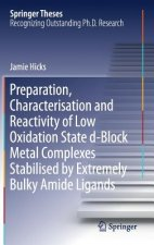 Preparation, Characterisation and Reactivity of Low Oxidation State d-Block Metal Complexes Stabilised by Extremely Bulky Amide Ligands