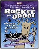 Rocket & Groot 01: Stranded on Planet Strip Mall