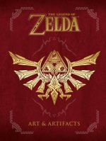 Legend Of Zelda, The: Art & Artifacts
