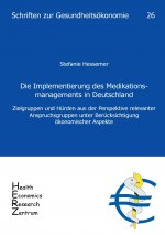Die Implementierung des Medikationsmanagement in Deutschland