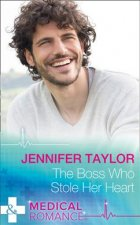Boss Who Stole Her Heart (the Larches Practice, Book 1)