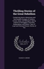 Thrilling Stories of the Great Rebellion
