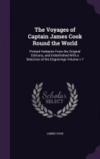 Voyages of Captain James Cook Round the World