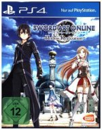 Sword Art Online: Hollow Realization, PS4 Blu-ray Disc