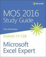 MOS 2016 SG FOR MS EXCEL EXPER