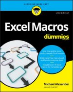 EXCEL MACROS FOR DUMMIES 2/E