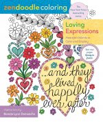 ZENDOODLE COLORING LOVING EXPR