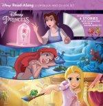 Disney Princess Read-Along Storybook and CD Boxed Set