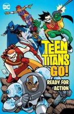 Teen Titans Go!: Ready for Action