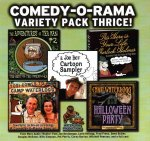 COMEDY-O-RAMA VARIETY PACK  7D