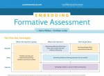 MAP-EMBEDDING FORMATIVE ASSESS