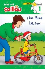 CAILLOU THE BIKE LESSON - READ