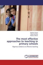 The most effective approaches to teaching in primary schools